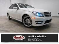 2013 Mercedes-Benz C-Class C 300 Sport 4dr Sdn 4matic in Franklin