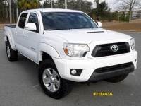2015 Toyota Tacoma Double Cab TRD Sport LB 4WD 4WD Double Cab LB V6 AT