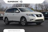 Used 2015 Nissan Pathfinder Platinum SUV For Sale in Fayetteville, AR
