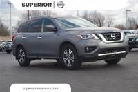 Used 2017 Nissan Pathfinder SV SUV For Sale in Fayetteville, AR