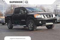 Used 2014 Nissan Titan PRO-4X Truck Crew Cab For Sale in Fayetteville, AR