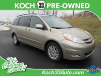 Pre-Owned 2009 Toyota Sienna XLE FWD 4D Passenger Van