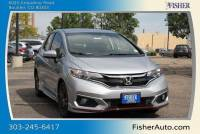 New 2018 Honda Fit Sport Manual FWD 4dr Car