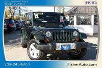 Pre-Owned 2012 Jeep Wrangler Unlimited 4WD 4dr Sahara 4WD