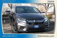 New 2018 Honda Odyssey Touring Auto FWD Mini-van, Passenger