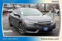 New 2018 Honda Civic LX-P CVT FWD 2dr Car
