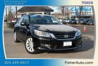 Certified Pre-Owned 2015 Honda Accord 4dr V6 Auto EX-L FWD 4dr Car