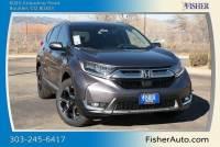 New 2018 Honda CR-V Touring AWD AWD