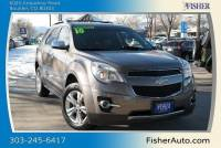 Pre-Owned 2010 Chevrolet Equinox AWD 4dr LTZ AWD
