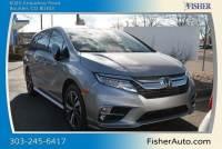 New 2018 Honda Odyssey Elite Auto FWD Mini-van, Passenger