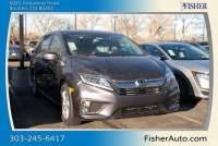 New 2018 Honda Odyssey EX-L w/Navi/RES Auto FWD Mini-van, Passenger