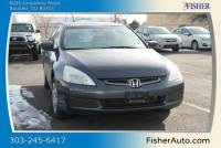 Pre-Owned 2005 Honda Accord LX FWD 4dr Car