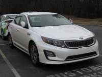 Certified Pre-Owned 2015 Kia Optima Hybrid EX FWD 4dr Car