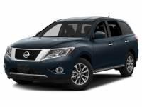 2016 Nissan Pathfinder SUV S in Lebanon, NH