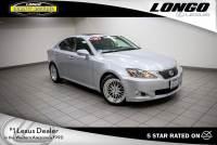 Pre-Owned 2010 Lexus IS 250 4dr Sport Sedan Automatic RWD Rear Wheel Drive Sedan