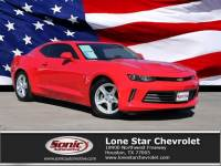2017 Chevrolet Camaro LT 2dr Cpe w/1 Coupe in Houston