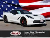 2014 Chevrolet Corvette Stingray Z51 2LT 2dr Z51 Cpe w/2LT Coupe in Houston