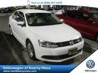 2013 Volkswagen Jetta Sedan SE w/Convenience Sedan Front Wheel Drive