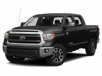 Pre-Owned 2016 Toyota Tundra SR5 5.7L V8 w/FFV Truck CrewMax in Greenville SC