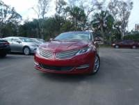 2014 Lincoln MKZ LEATHER. NAVIGATION