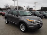 Pre-Owned 2014 Ford Explorer XLT FWD XLT 4dr SUV