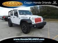 Pre-Owned 2014 Jeep Wrangler Unlimited Rubicon 4x4 SUV in Orlando FL