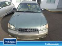 Used 2004 Subaru Legacy Wagon (Natl) Outback For Sale in Doylestown PA | Serving Jenkintown, Sellersville & Feasterville | 4S3BH675147643556