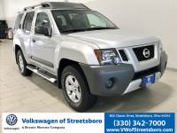 Pre-Owned 2013 Nissan Xterra 4WD