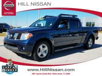 2007 Nissan Frontier 2WD Crew CAB LWB Auto LE *Late Avai Truck Crew Cab