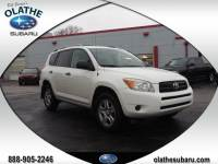 Used 2008 Toyota RAV4 Base For Sale in Olathe, KS near Kansas City, MO