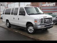 2012 Ford Econoline E-350 XLT Super Duty Extended 15 Passenger Van