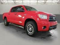 Pre Owned 2013 Toyota Tundra 4WD Truck 4WD CrewMax Short Bed 5.7L FFV (Natl)
