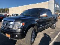 Pre-Owned 2013 Ford F-150 Platinum 4WD