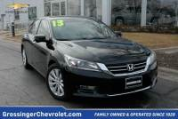2013 Honda Accord EX Sedan