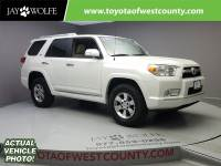 Certified Pre-Owned 2013 TOYOTA 4RUNNER 4WD 4DR V6 SR5 Four Wheel Drive Sport Utility Vehicle
