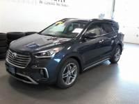 2017 Hyundai Santa Fe Limited Ultimate SUV For Sale in Iowa City