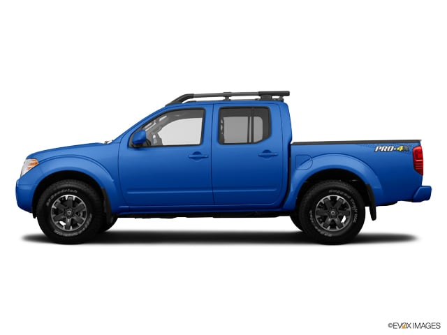 Used 2015 Nissan Frontier 4WD Crew Cab SWB Auto PRO-4X For Sale Streamwood, IL