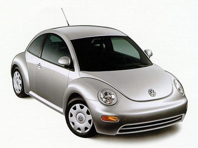 Used 1998 Volkswagen New Beetle Base 2.0L Hatchback in Fayetteville