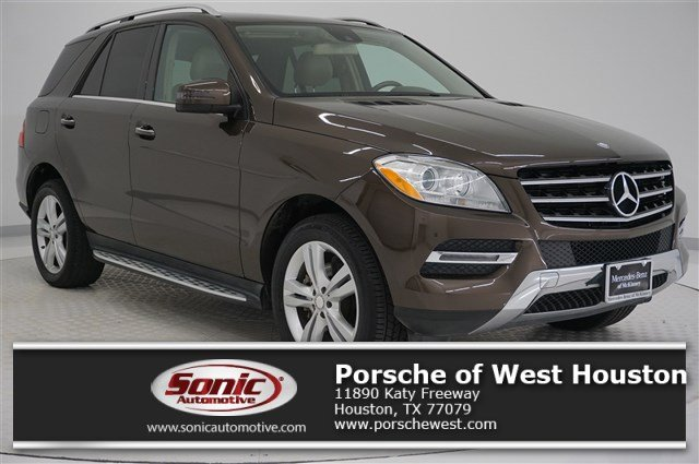Photo 2014 Mercedes-Benz M-Class ML 350 RWD 4dr in Houston