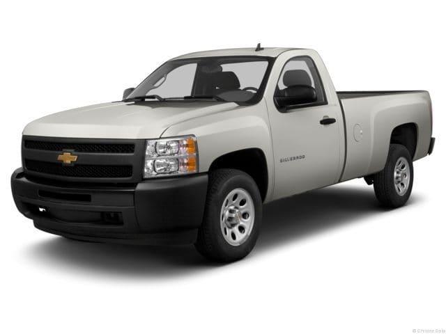 Photo Used 2013 Chevrolet Silverado 1500 Work Truck Truck for Sale in Grand Junction, near Fruita  Delta