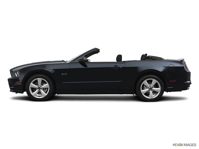 Photo Used 2013 Ford Mustang GT Premium Convertible V8 Ti-VCT 32V for sale in OFallon IL