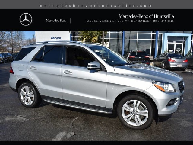 Photo 2014 Mercedes-Benz M-Class ML 350 4MATIC SUV