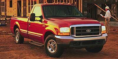 Photo Pre-Owned 1999 Ford Super Duty F-250
