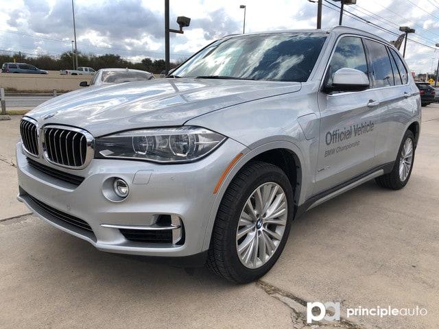 2016 BMW X5 eDrive xDrive40e w/ Luxury/Lighting/Premium/Nav SAV in San Antonio