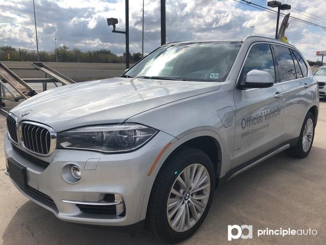 2016 BMW X5 eDrive xDrive40e w/Luxury/Cold Weather/Premium/Bang Olufs SAV in San Antonio