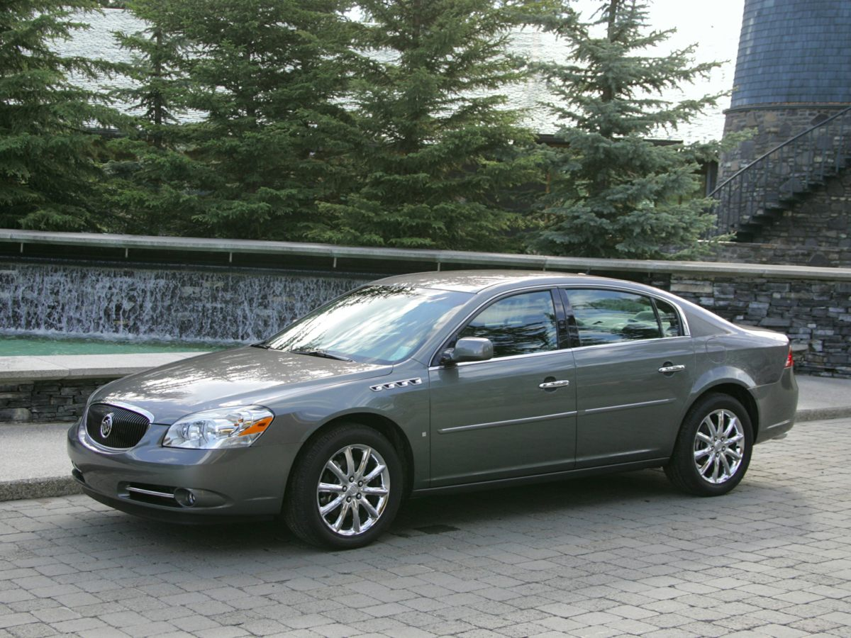 Photo Pre-Owned 2008 Buick Lucerne CXL Sedan For Sale  Raleigh NC
