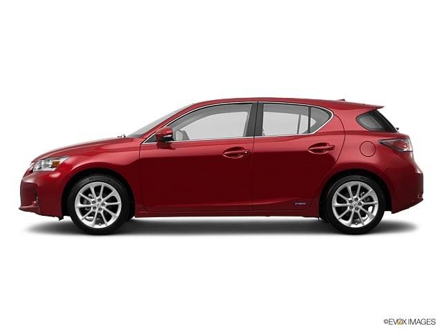 Photo Pre-Owned 2012 LEXUS CT 200h 200h Hatchback For Sale  Raleigh NC