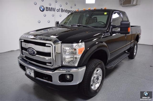 Photo Pre-Owned 2016 Ford Super Duty F-250 SRW 4WD Supercab 142 XLT in Bridgeport, CT