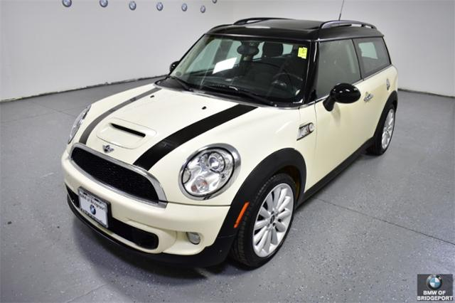 Photo Pre-Owned 2012 MINI Cooper Clubman 2dr Cpe S in Bridgeport, CT