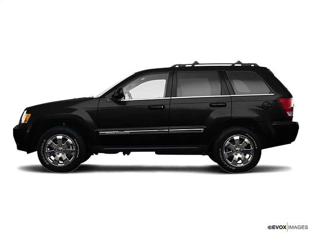 Used 2008 Jeep Grand Cherokee Limited SUV for sale near Worcester MA